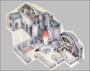 Image result for duddon iron furnace