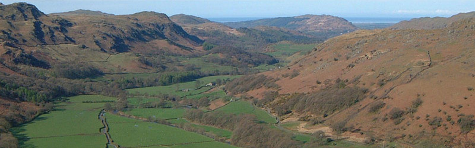 The Eskdale Valley
